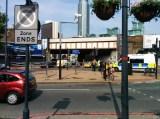 Vauxhall Cross Crash Scene - photo by Paulius Štutas