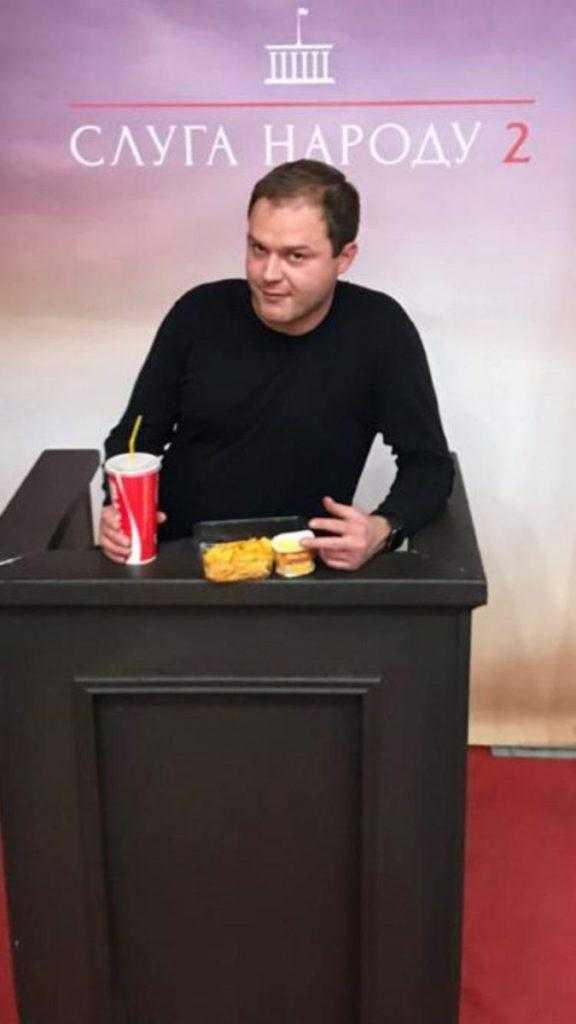 Дубовой Андрей Сергеевич - аферист прославил Измаил