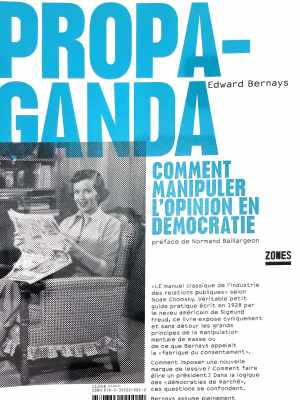Propaganda livre d'Edward Bernay