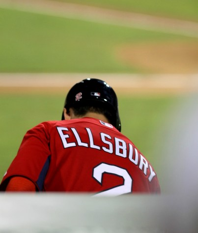 Ellsbury gets another shot at the plate