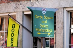Derby Square Sign
