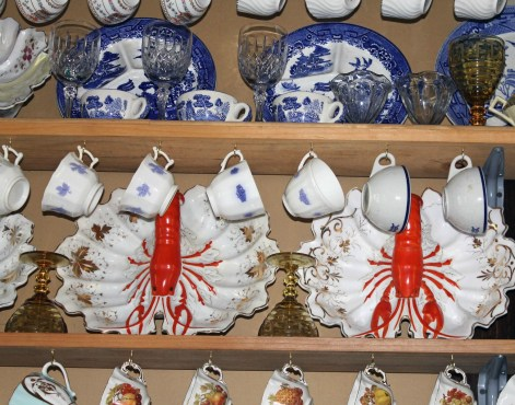 Lobster Bake Dishes