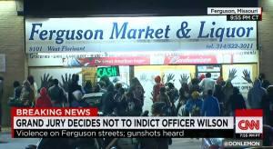 Blacks riot for booze, Whites riot for Jesus or Ted Cruz.