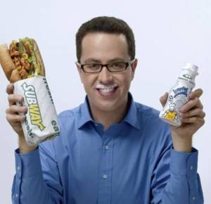 """""""If they persecuted me, they will persecute you also."""" - The last words spoken by Jared Fogle while he still walked among us"""