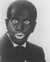 Racist entertainer, Al Jolson