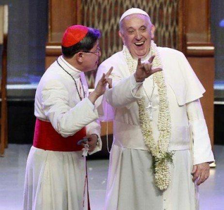Le vrai visage du Vatican et de l'Église Catholique – intérêt pour tous