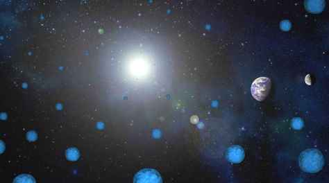 7_blue_spheres_and_earth