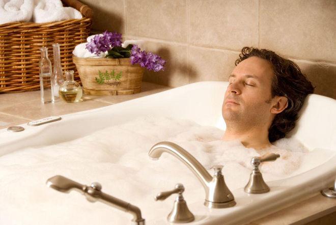 Можно ли мыться при болезни