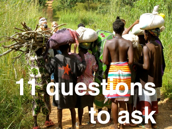 11 Questions to Ask