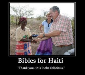 Bibles for Haiti