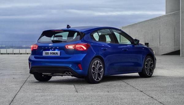 Новый фокус 4 – Форд Фокус 4 2018-2019 фото, видео ...