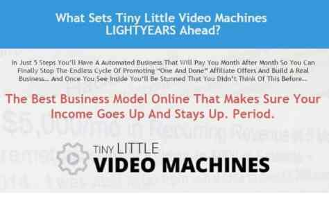 Tiny Little Video Machines review