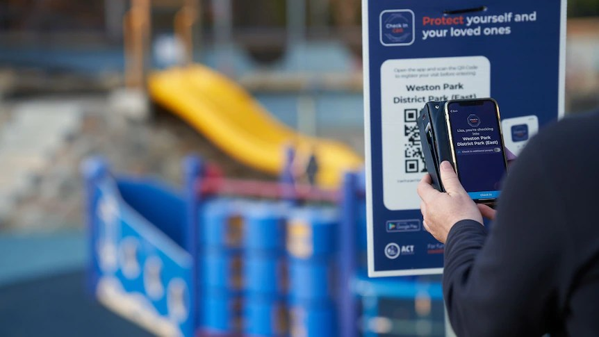 ACT records 15 new COVID-19 cases, as changes announced for Check In CBR app