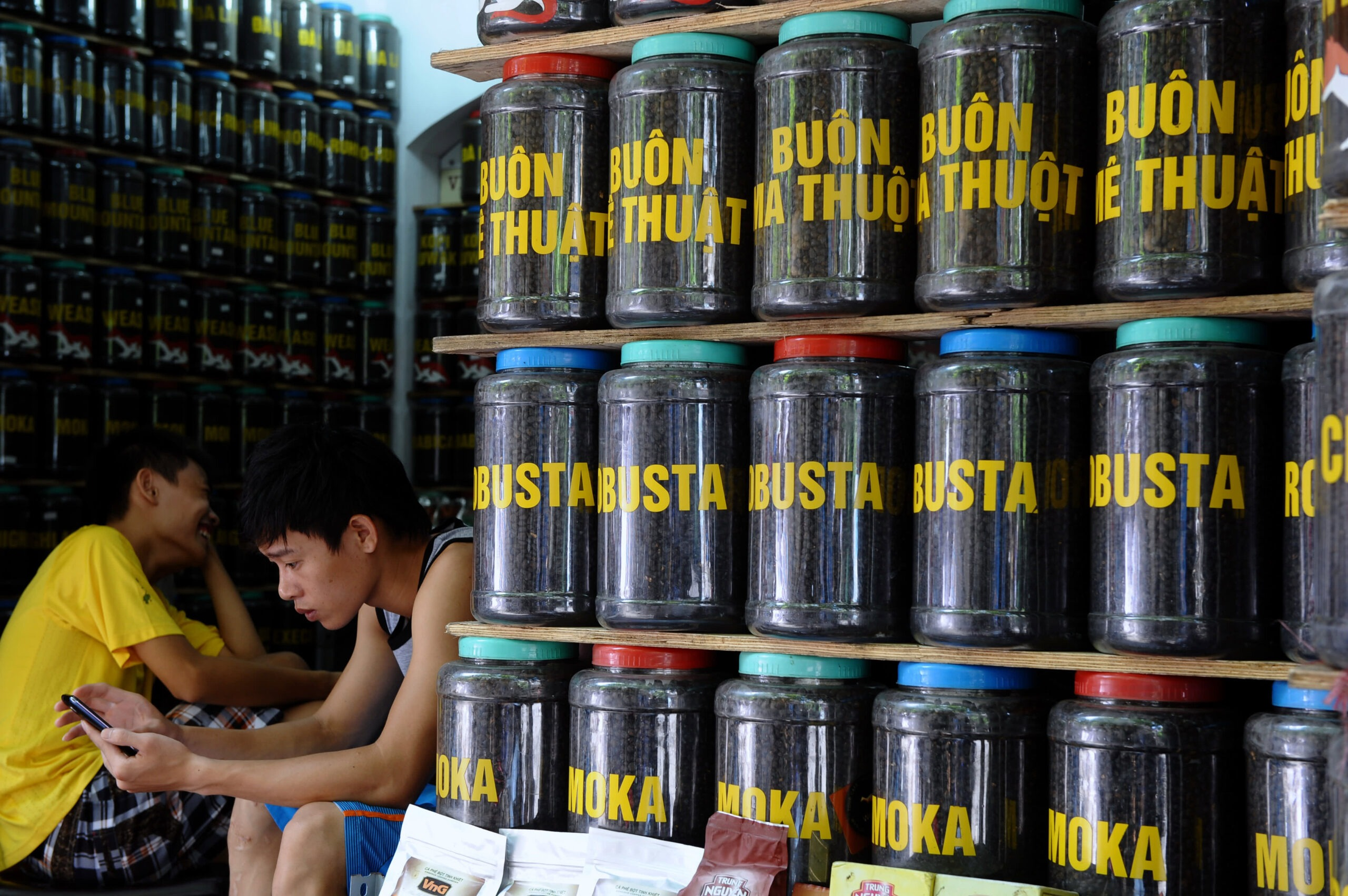 Covid lockdown in Vietnam could keep coffee prices high through 2022