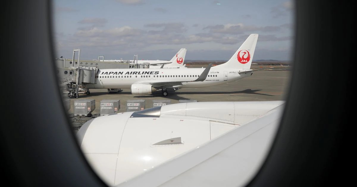 Japan Airlines finalises $2.7 bln raising to position for post-COVID-19 era