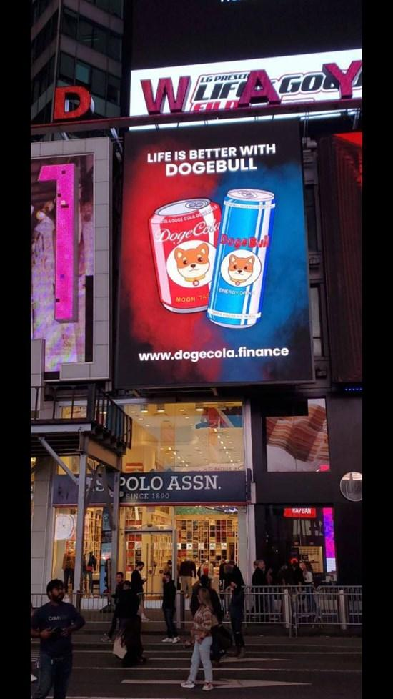 DogeCola Launches a Brand New Crypto Token, DogeBull, That Operates on a Unique Buyback Mechanism