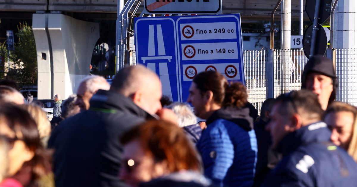 Italy's mandatory COVID health pass for work sees untroubled launch