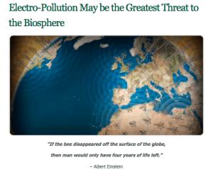 electro-pollution