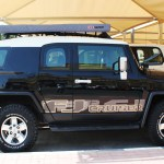 Toyota Fj Cruiser Overland Modification Stop Station