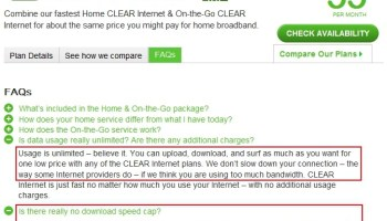 As Clearwire Service Prepares to Shutdown, Customer Service