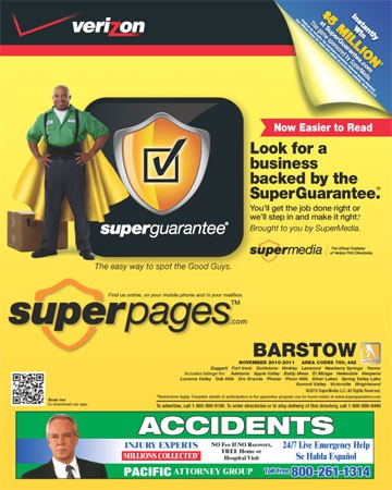 Yellow pages phone book uk