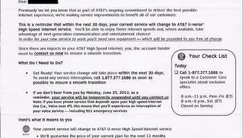 How To Score A Better Deal With At T U Verse 28 Mo For 18mbps 33