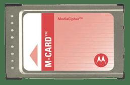Motorola's M CableCARD