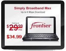 frontier simply broadband