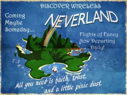wireless neverland