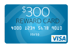 300 reward