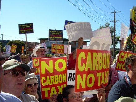 Carbon Tax Gone - RET to Follow