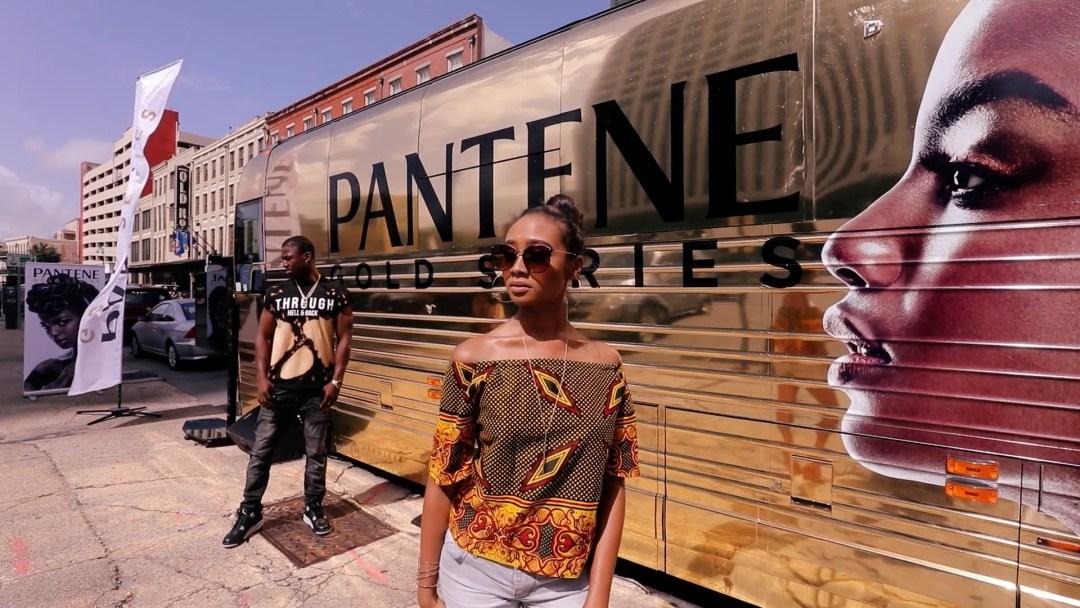 PANTENE GOLD SERIES