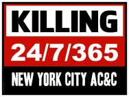 Homeless pets - NYC AC&C killing 24-7-365