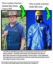 Message - GMOs farmer looks like now
