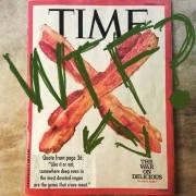 Vegan - propaganda meat eater within
