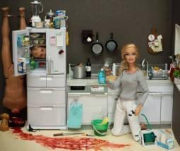 Trophy hunters - Psycho Barbie
