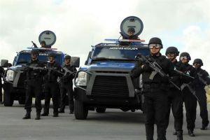 Reserva INAI compra de armas de Policía