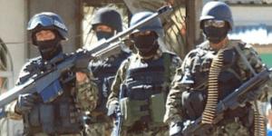 UAVs, lanzagranadas, fusiles Barret y escudos eléctricos para la Guardia Nacional de México