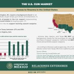 Infographics on the Illegal Gun Trade to Mexico