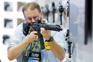 Read more about the article Mexico near deal to buy Sig Sauer automatic rifles from U.S. sources