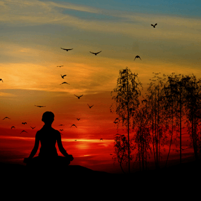 Meditation: 10-Minutes to Control Stress