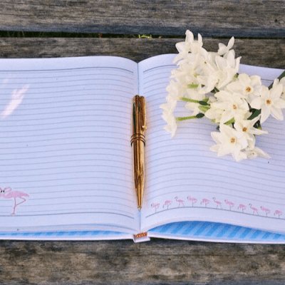 The Proven Way to Journal for Weight Loss