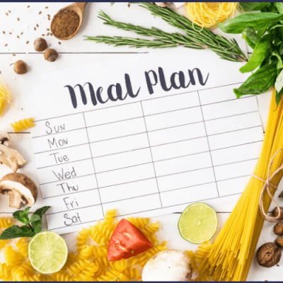 How to Make a Healthy Meal Plan For Weight Loss