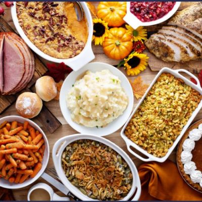 How to Avoid Overindulging on Thanksgiving This Year