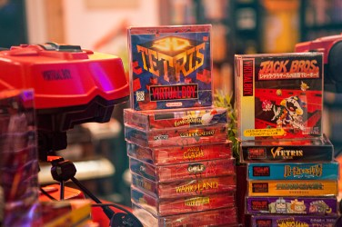 Virtual Boy collection