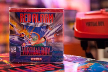Red Alarm - Virtual Boy