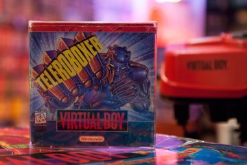 Teleroboxer - Virtual Boy