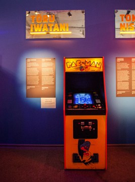 Pac-Man Arcade at Game Masters