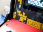 Atari Tetris Arcade detail