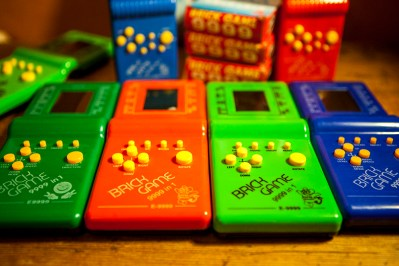 Brick Game 9999 in 1 colours